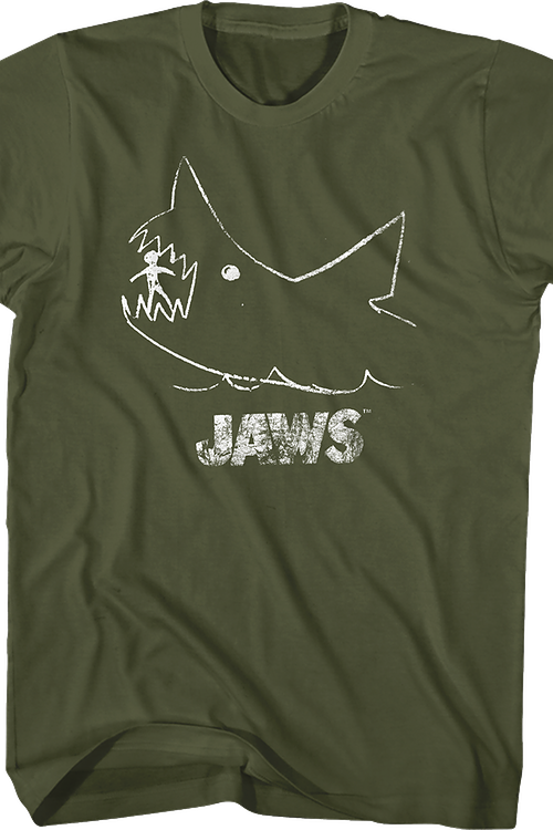 Chalk Jaws T-Shirt