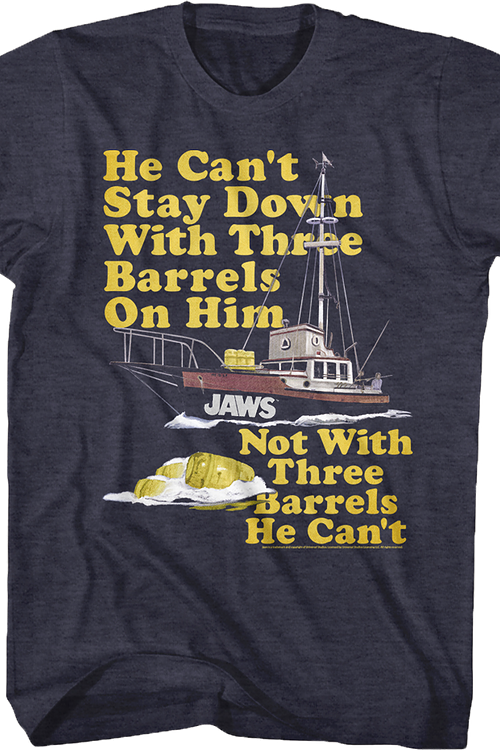 Barrels Jaws T-Shirt