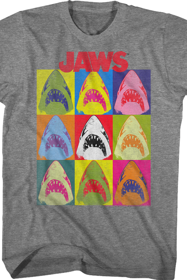 Pop Art Jaws T-Shirt