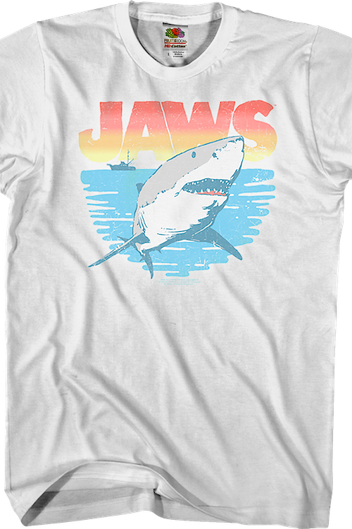 Great White Jaws T-Shirt