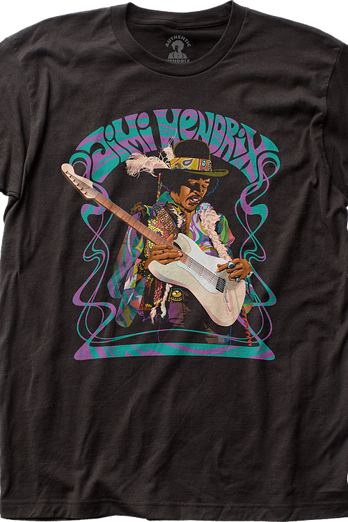 Electric Legend Jimi Hendrix T-Shirt