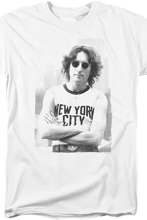 New York John Lennon T-Shirt