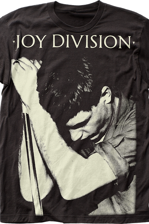 Ian Curtis Joy Division T-Shirt