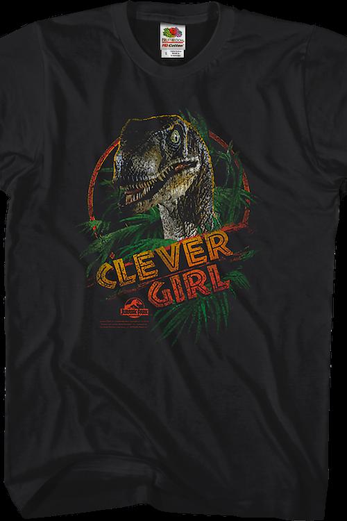 afa8e40cf Clever Girl Jurassic Park Shirt: Jurassic Park Mens T-shirt