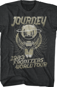 Journey Frontiers World Tour T-Shirt