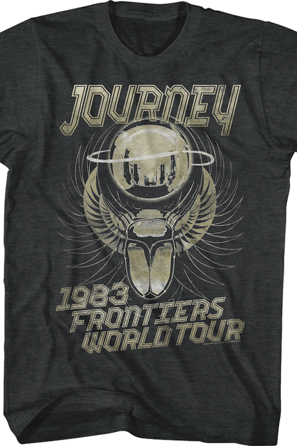 Journey Frontiers Tour Shirt
