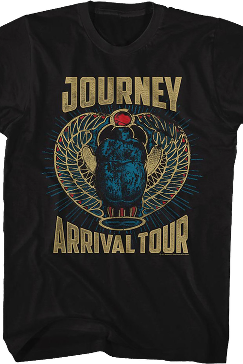 Arrival Tour Journey T-Shirt