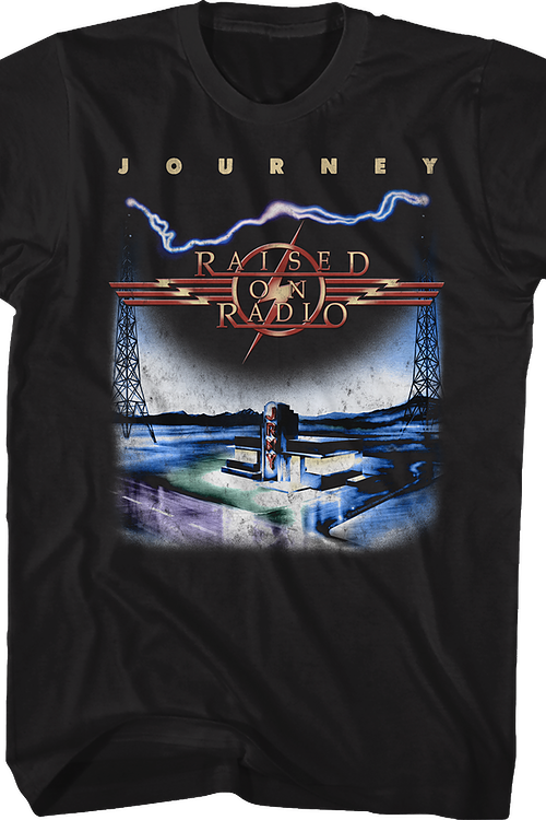 Raised on Radio Journey T-Shirt