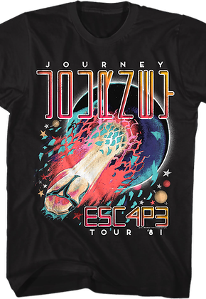 394498ff Escape Tour Journey T-Shirt