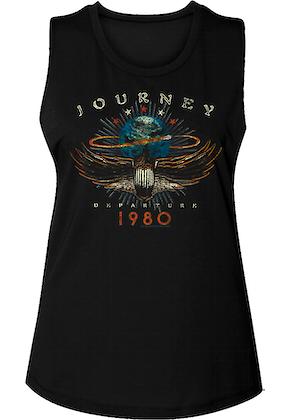 345556f5 Ladies Departure Journey Muscle Tank Top · Ladies Departure Journey Muscle  Tank Top. From $38.85. Escape Tour Journey T-Shirt