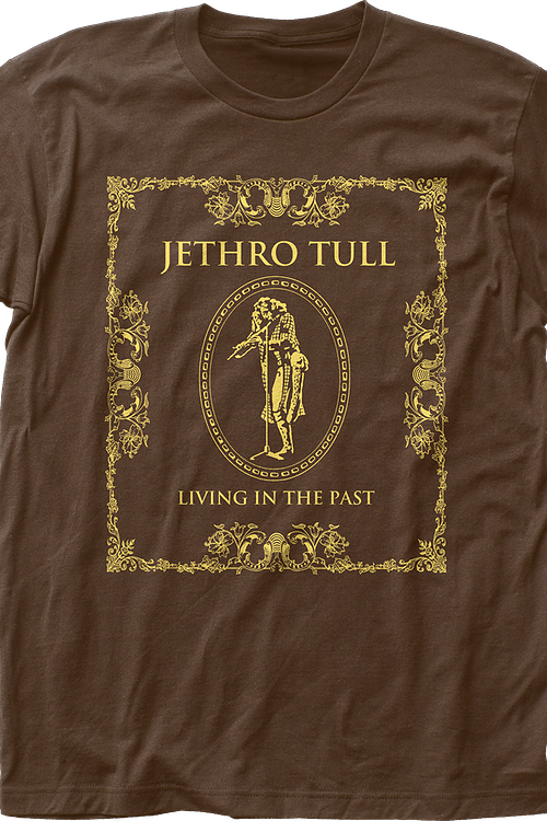 Living In The Past Jethro Tull T-Shirt