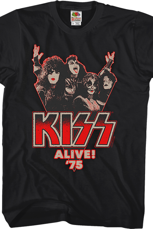Alive KISS T-Shirt