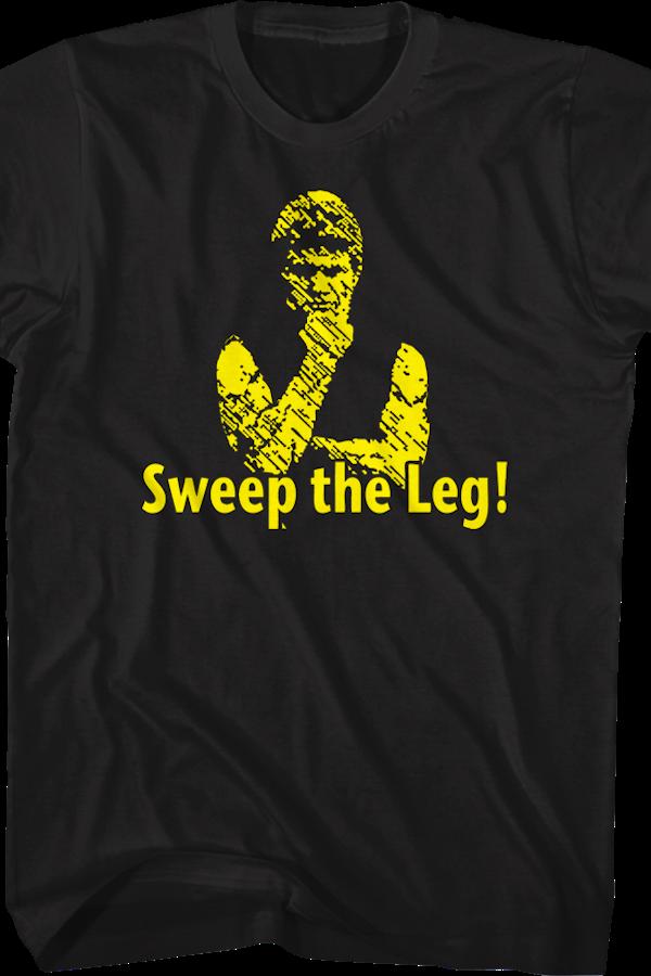 Preferred Kreese Cobra Kai T-Shirt: 80s Movies Karate Kid T-shirt DE44