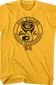 84 All Valley Karate Championship T-Shirt