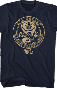 All Valley Karate Championship Shirt