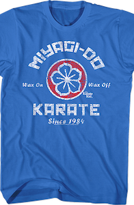 Since 1984 Miyagi Do Karate Shirt