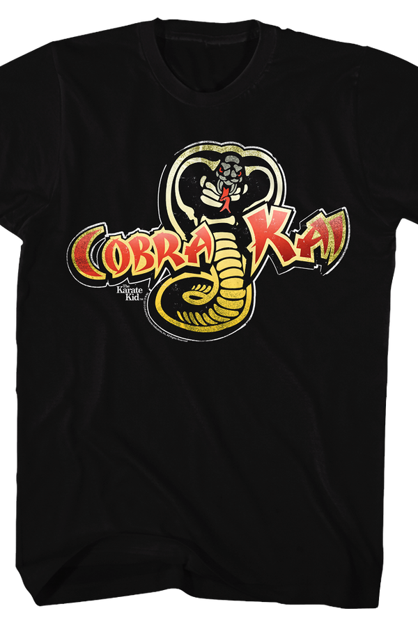 Cobra Kai Karate Kid T-Shirt