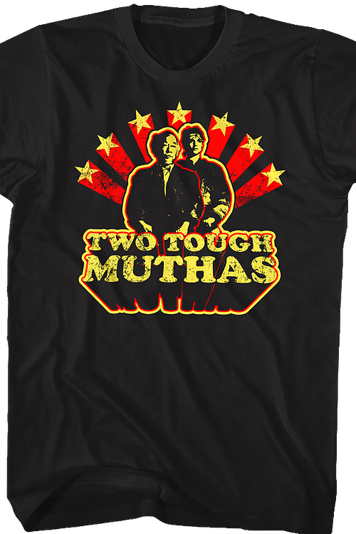 Two Tough Muthas Karate Kid T-Shirt