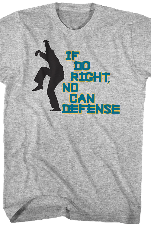 If Do Right Karate Kid T-Shirt