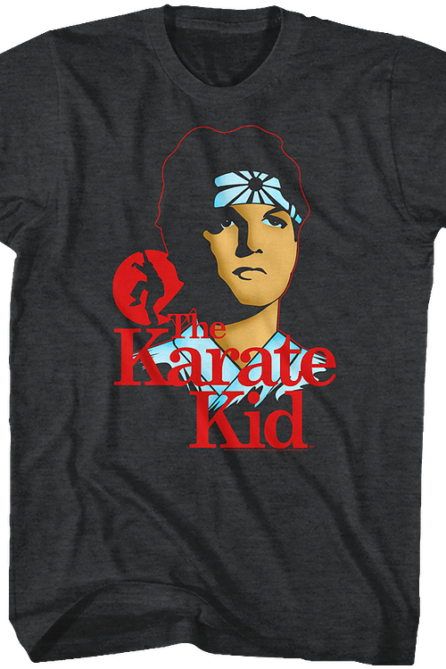 Daniel Outline Karate Kid T-Shirt