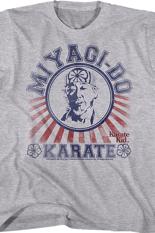 Youth Miyagi-Do Karate Kid Shirt