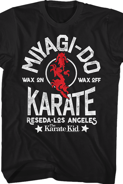 Miyagi-Do Karate Kid T-Shirt