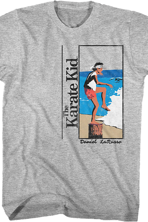 Daniel LaRusso The Karate Kid T-Shirt