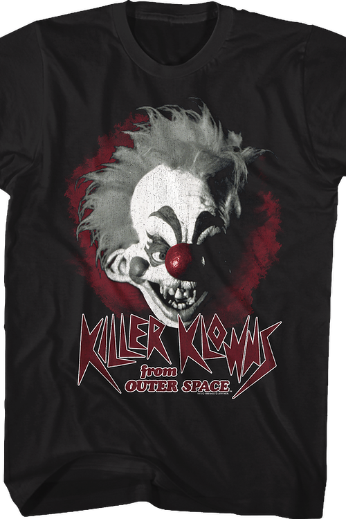 Distressed Magori Killer Klowns From Outer Space T-Shirt