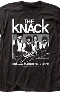 Sold Out The Knack T-Shirt