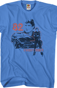 Collage Knight Rider T-Shirt