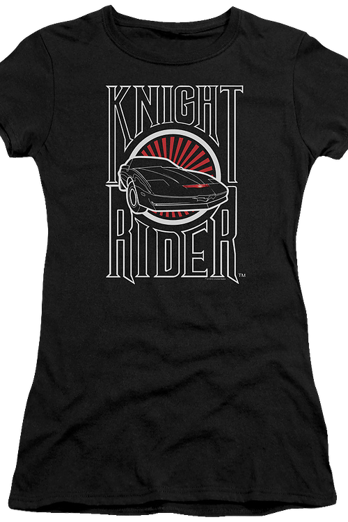 Junior Knight Industries Two Thousand Knight Rider Shirt