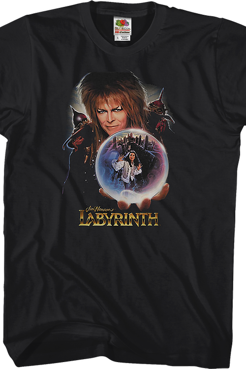 Crystal Ball Labyrinth T-Shirt