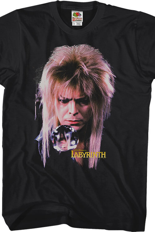 Goblin King Labyrinth T-Shirt