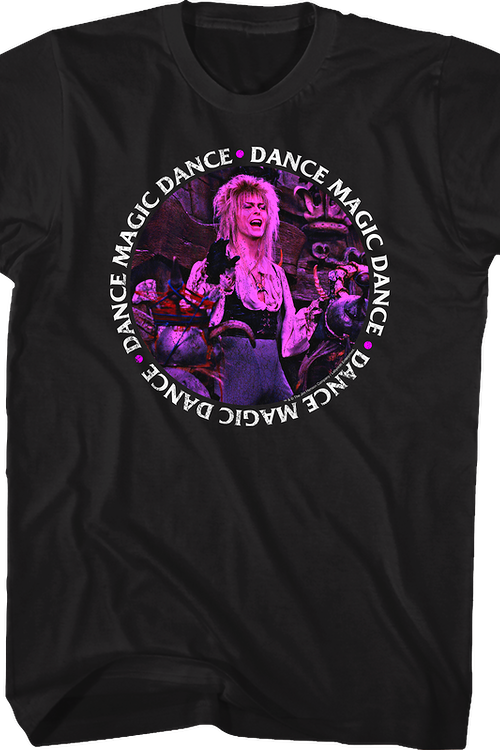 8c88430ce Dance Magic Dance Labyrinth T-Shirt: Labyrinth Mens T-Shirt