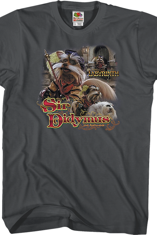Sir Didymus Labyrinth T-Shirt