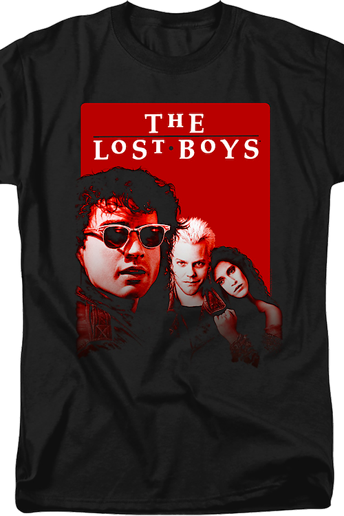 Movie Poster Lost Boys T-Shirt