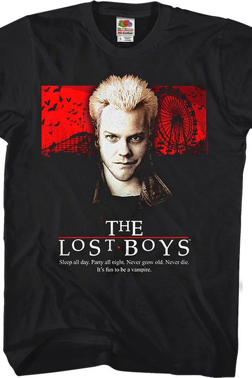 It's Fun To Be A Vampire Lost Boys T-Shirt