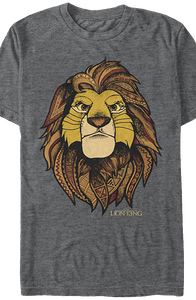 Lion King Simba T-Shirt