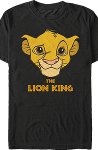 Lion King Simba Cub T-Shirt