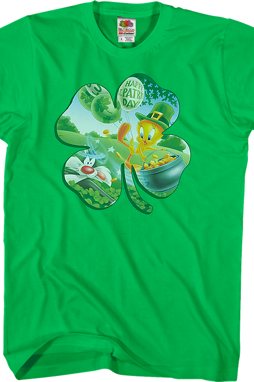 St. Patrick's Day Looney Tunes T-Shirt