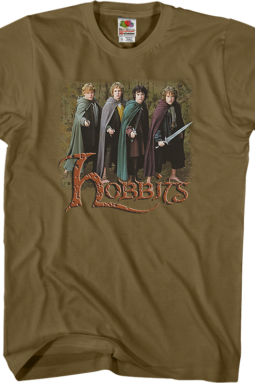 Hobbits Lord of the Rings T-Shirt