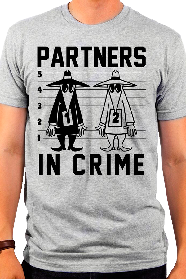 Spy vs Spy T-Shirt