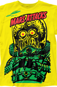Martian Mars Attacks T-Shirt