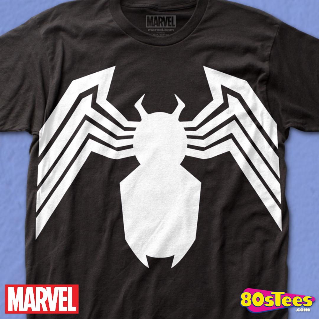 Marvel Venom Close-Up Boys Graphic T Shirt