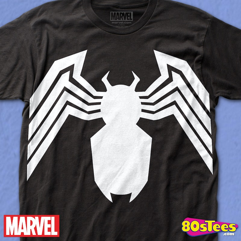 a4c1ab1d6 Marvel Comics Venom T-Shirt: Marvel Comics Mens T-shirt