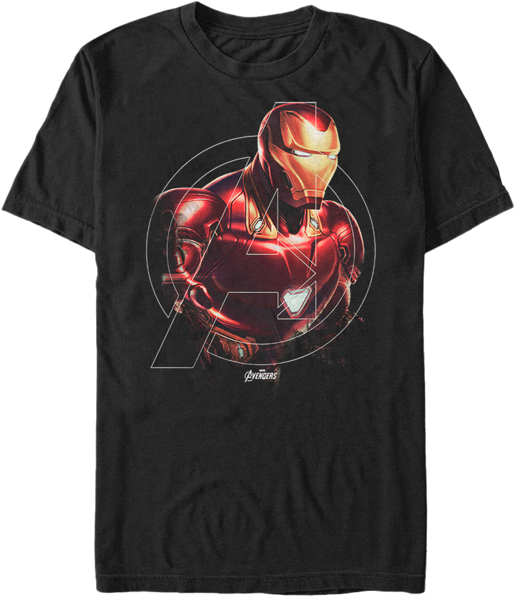 Always Be An Avenger T Shirt Marvel Iron Man Hulk Thanos Gift Kids Children Top