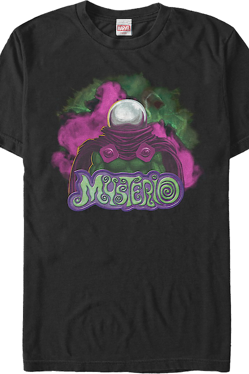 Mysterio Spider-Man Far From Home T-Shirt