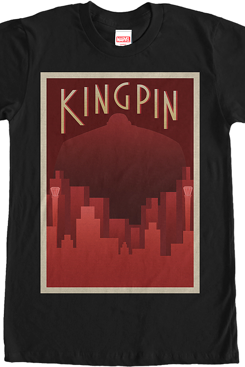 Kingpin Marvel Comics T-Shirt