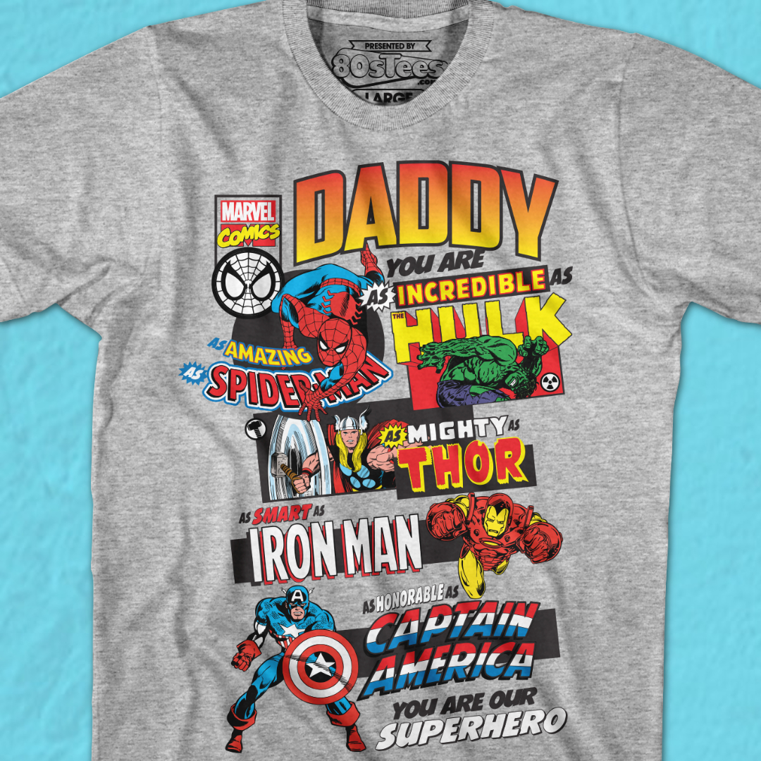 Marvel Big Boys/' Guardians of the Galaxy Graphic T-Shirt Heather Grey L