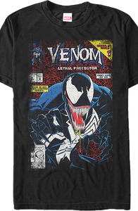Venom Lethal Protector Part One T-Shirt